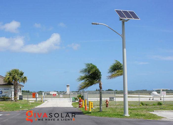 ứng dụng của đèn đường năng lượng mặt trời 1