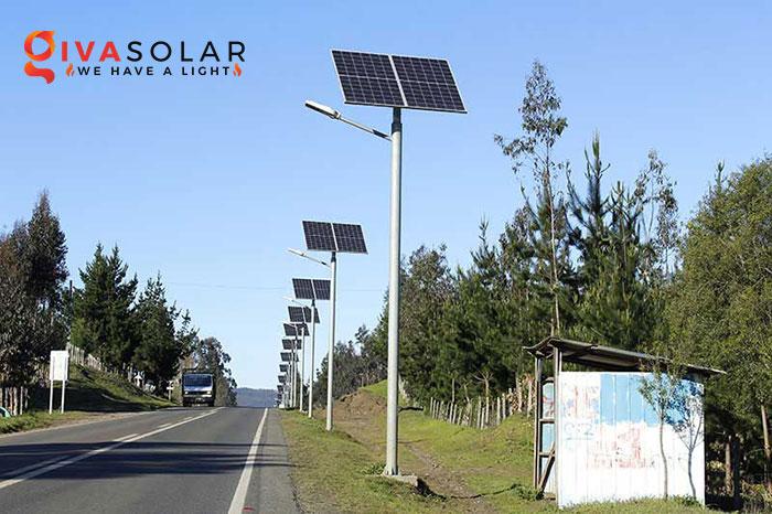 ứng dụng của đèn đường năng lượng mặt trời 2
