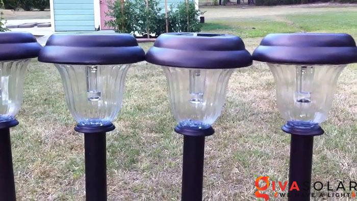 Cấu tạo của đèn cắm đất năng lượng mặt trời 2