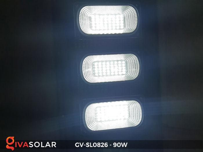 Đèn chiếu sáng đường năng lượng mặt trời GV-SL0826 13