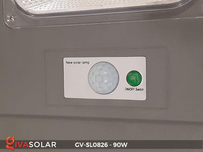 Đèn chiếu sáng đường năng lượng mặt trời GV-SL0826 15