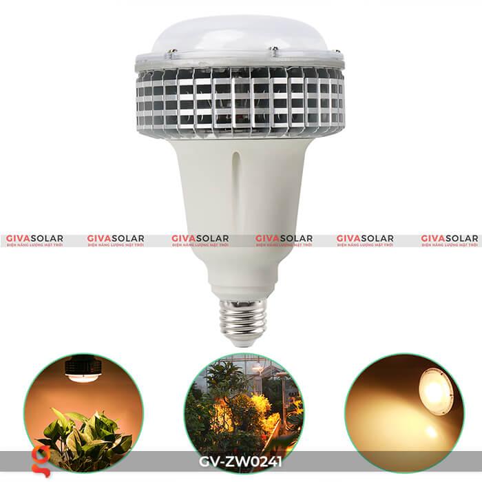 Đèn Led trồng cây quang phổ ấm GV-ZW0241 2