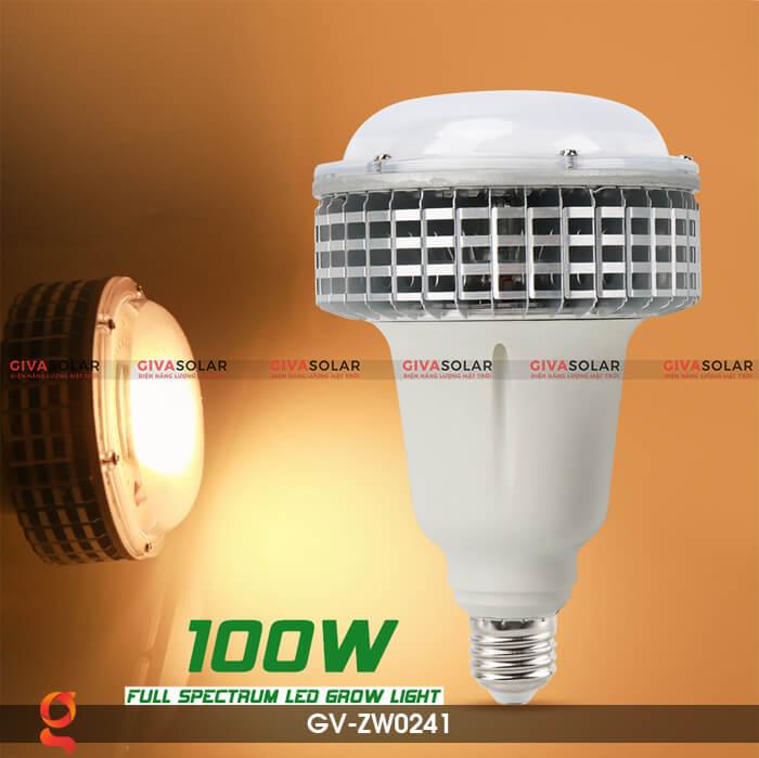 Đèn Led trồng cây quang phổ ấm GV-ZW0241 3