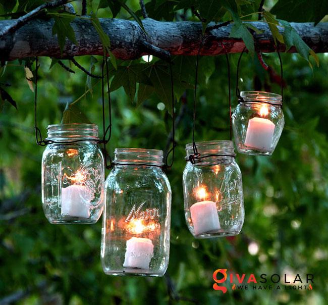 ý tưởng chiếu sáng sân vườn đẹp cho ngôi nhà của bạn 13