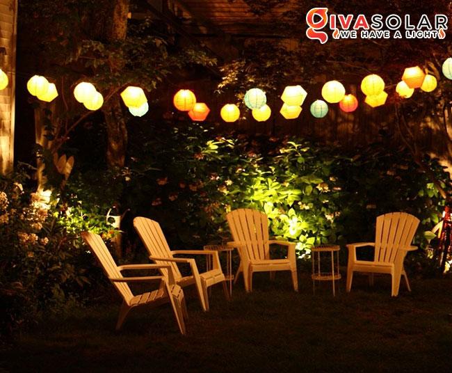 ý tưởng chiếu sáng sân vườn đẹp cho ngôi nhà của bạn 24