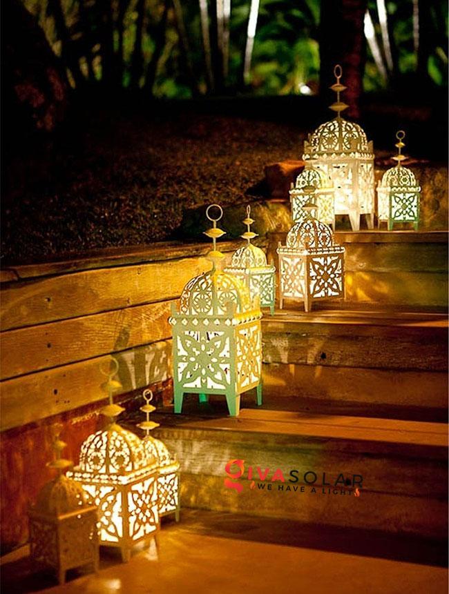 ý tưởng chiếu sáng sân vườn đẹp cho ngôi nhà của bạn 4