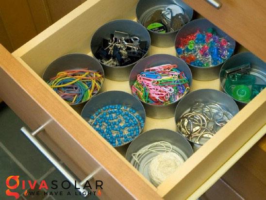 Ý tưởng trang trí cũng như tái chế lon/hộp thiếc 14