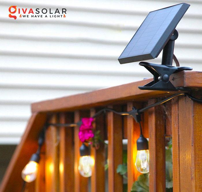 dây đèn Led năng lượng mặt trời tốt nhất 1