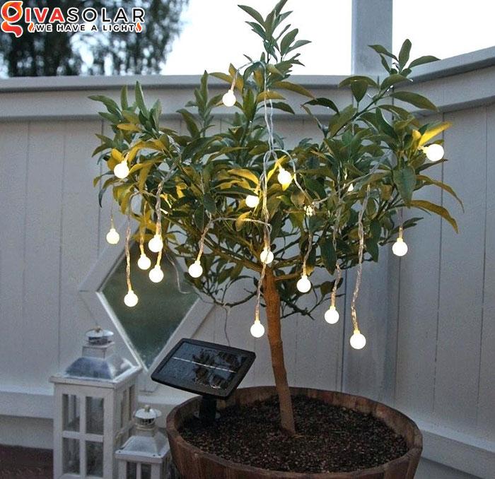 dây đèn Led năng lượng mặt trời tốt nhất 3