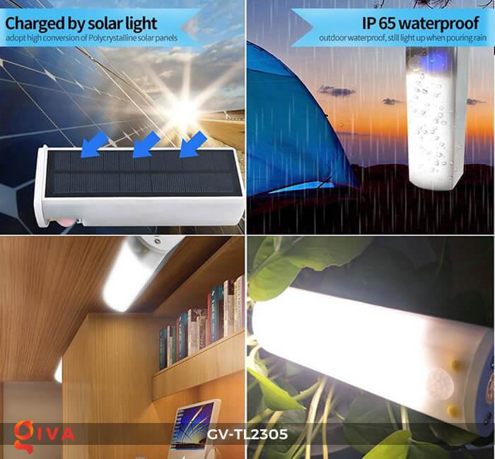 Đèn cắm trại năng lượng mặt trời GV-TL2305 5