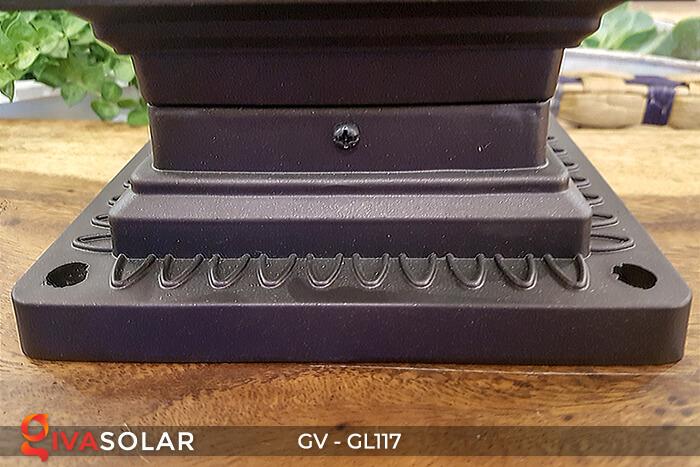 Đèn cổng năng lượng mặt trời GV-GL117 11