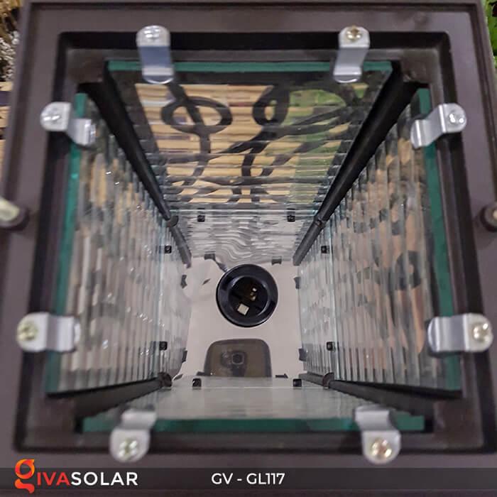Đèn cổng năng lượng mặt trời GV-GL117 13