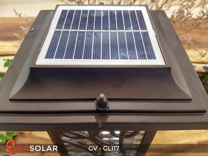 Đèn cổng năng lượng mặt trời GV-GL117 8