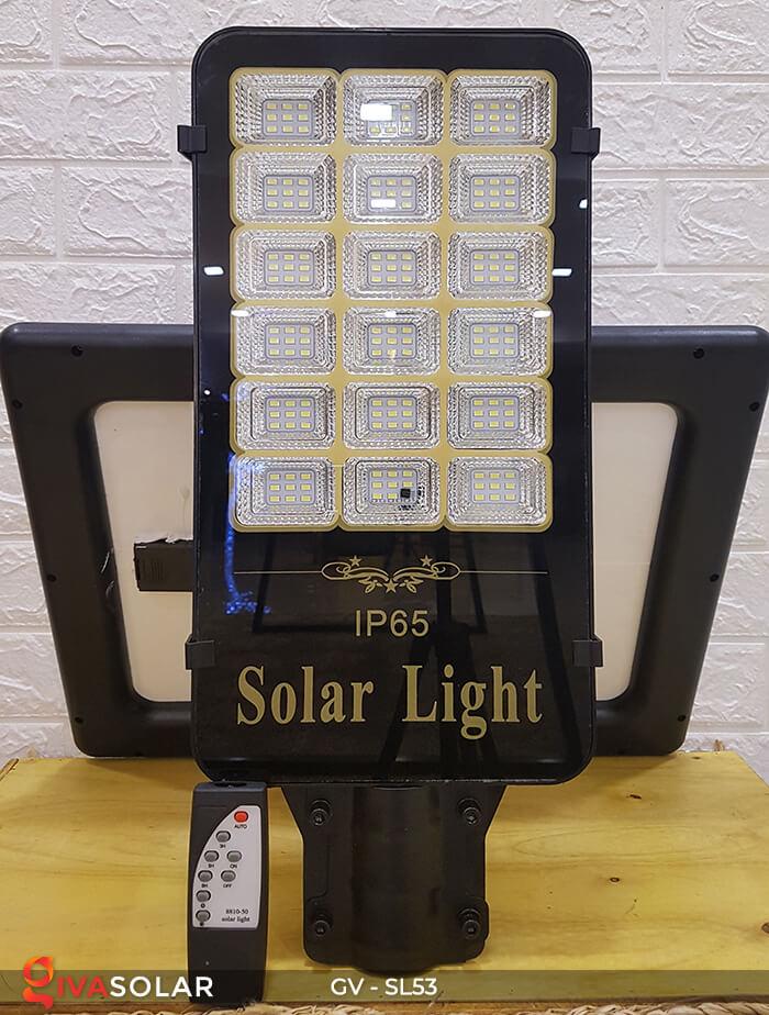 Set đèn đường năng lượng mặt trời GV-SL53 1