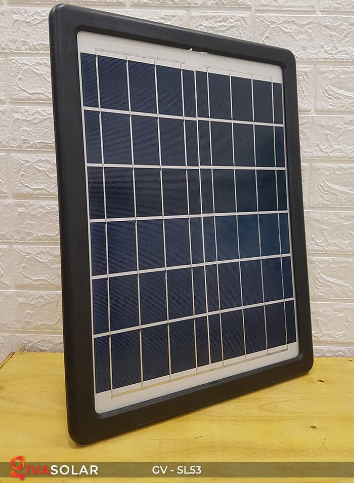 Set đèn đường năng lượng mặt trời GV-SL53 10