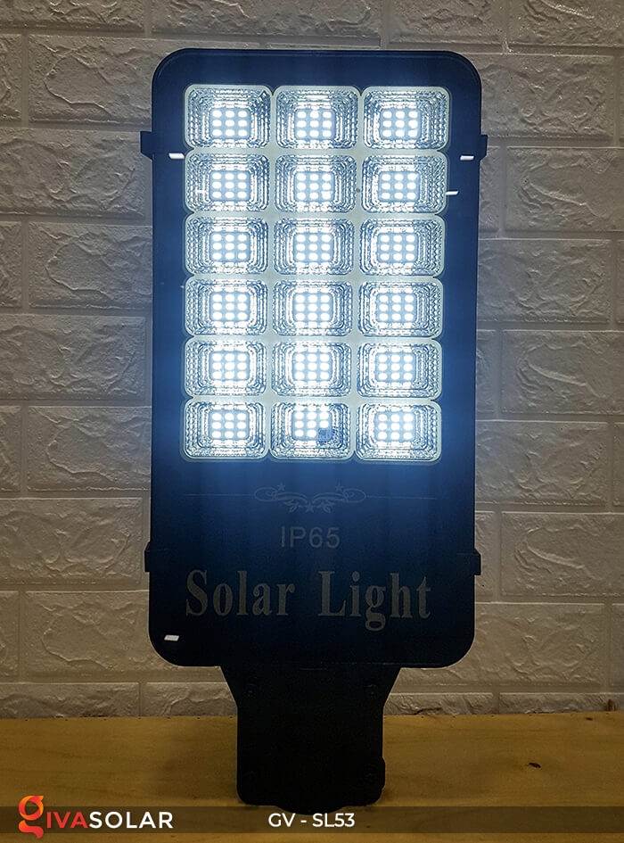 Set đèn đường năng lượng mặt trời GV-SL53 14