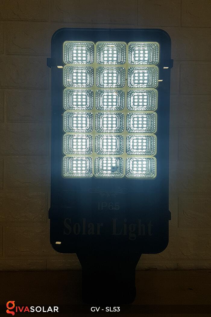 Set đèn đường năng lượng mặt trời GV-SL53 15