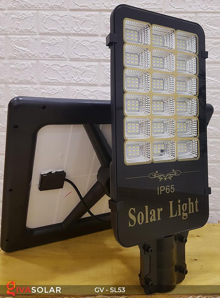 Set đèn đường năng lượng mặt trời GV-SL53 2