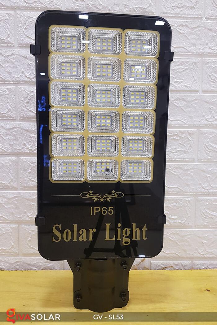 Set đèn đường năng lượng mặt trời GV-SL53 5