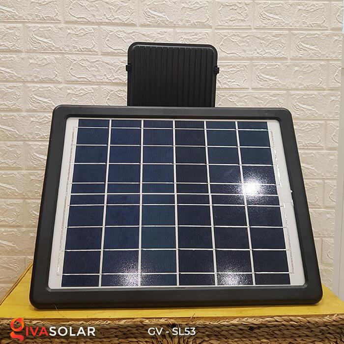 Set đèn đường năng lượng mặt trời GV-SL53 8