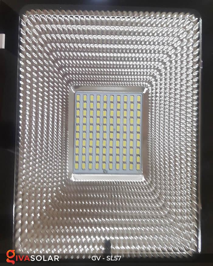 Đèn đường Led chạy năng lượng mặt trời GV-SL57 12