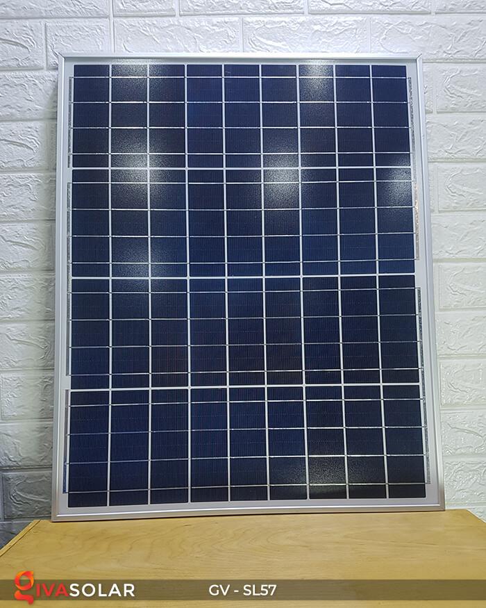 Đèn đường Led chạy năng lượng mặt trời GV-SL57 7