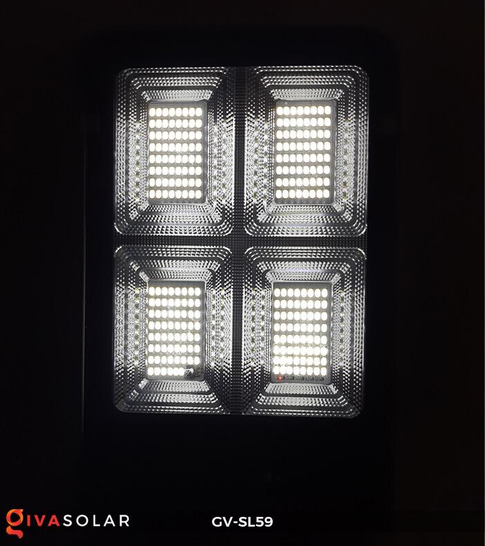 Đèn chiếu sáng đường năng lượng mặt trời GV-SL59 14