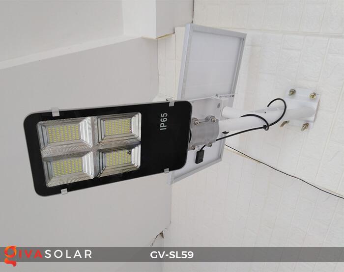 Đèn chiếu sáng đường năng lượng mặt trời GV-SL59 3