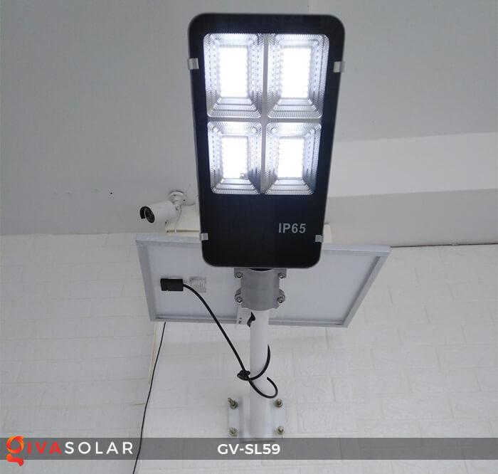 Đèn chiếu sáng đường năng lượng mặt trời GV-SL59 6