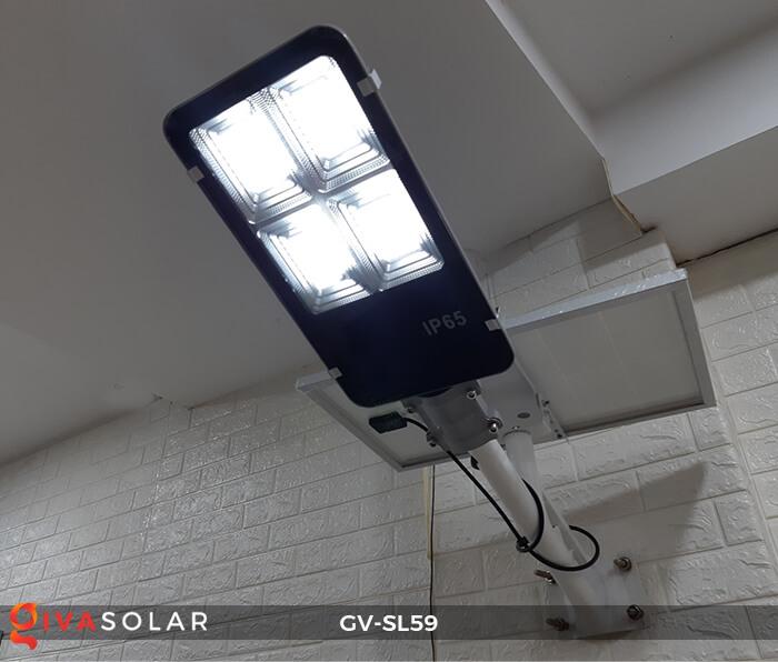 Đèn chiếu sáng đường năng lượng mặt trời GV-SL59 8