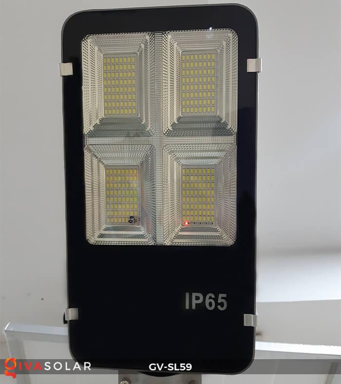 Đèn chiếu sáng đường năng lượng mặt trời GV-SL59 9