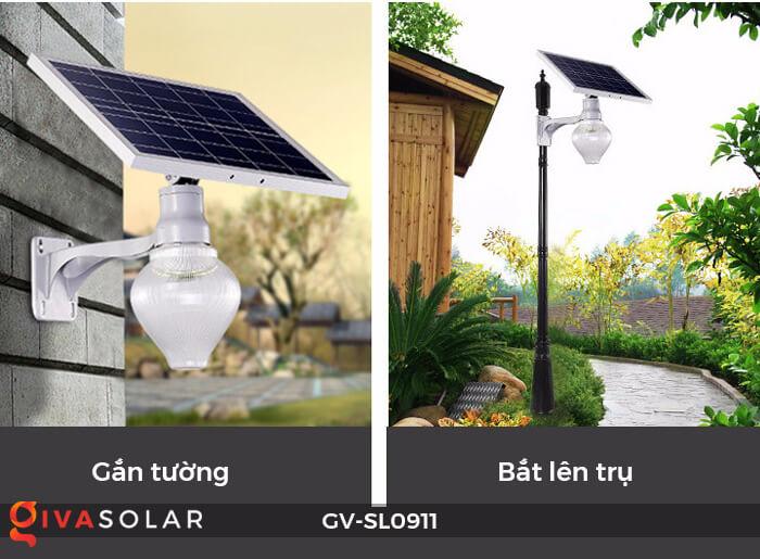 den duong led solar Gv-sl0911 1