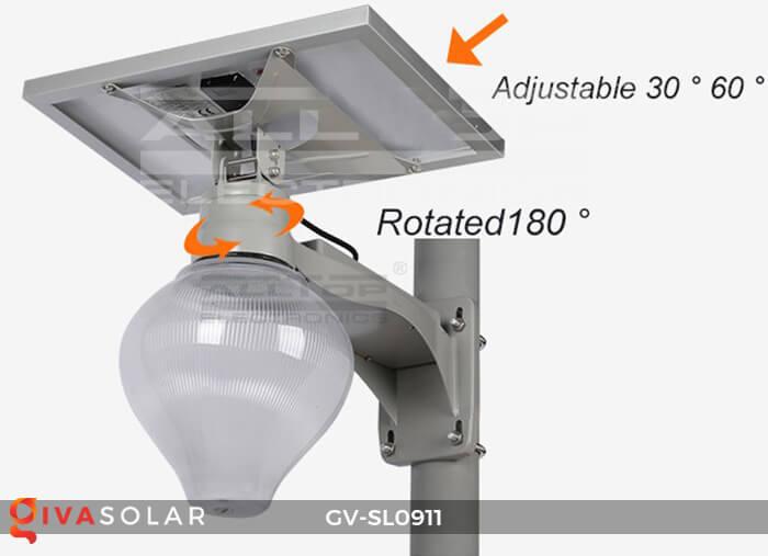 den duong led solar Gv-sl0911 14