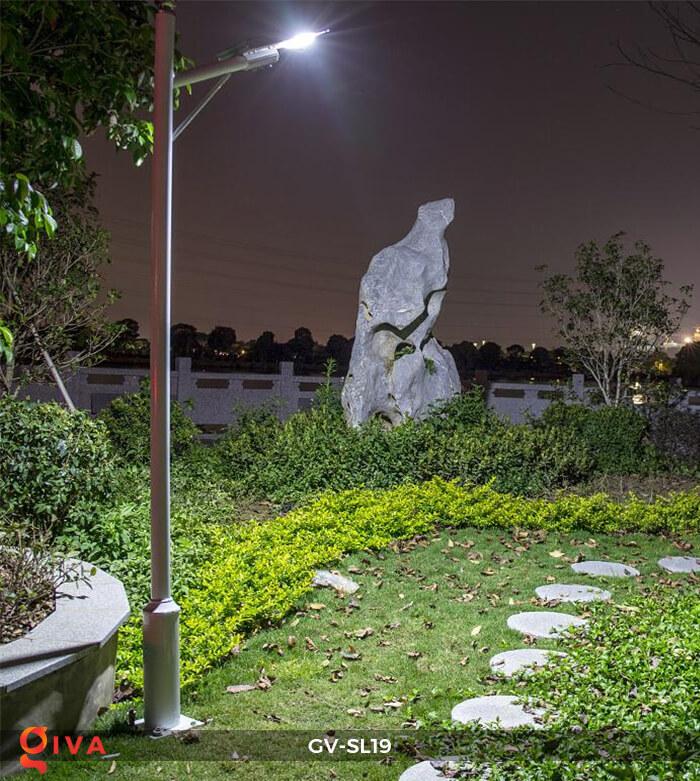 Đèn đường LED cao cấp năng lượng mặt trời GV-SL19 11