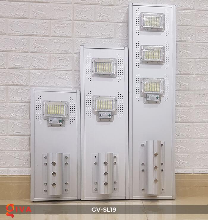 Đèn đường LED cao cấp năng lượng mặt trời GV-SL19 2