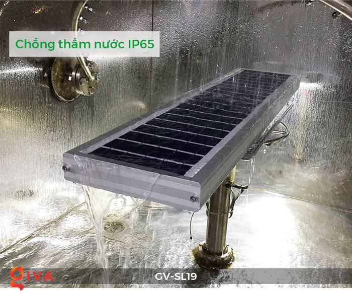 Đèn đường LED cao cấp năng lượng mặt trời GV-SL19 21