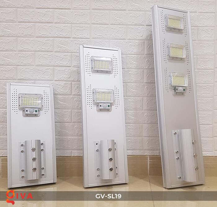 Đèn đường LED cao cấp năng lượng mặt trời GV-SL19 4