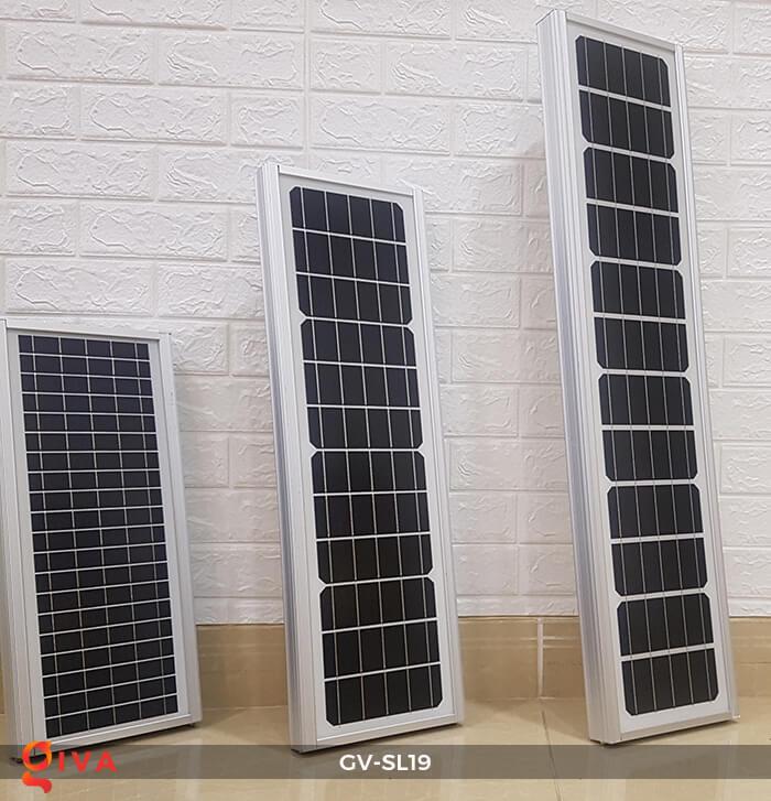 Đèn đường LED cao cấp năng lượng mặt trời GV-SL19 5