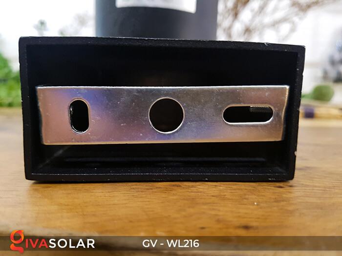 Đèn Led năng luongj mặt trời gắn tường GV-WL216 12