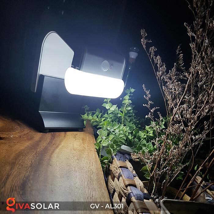 Đèn năng lượng mặt trời kết nối bluetooth phát nhạc GV-AL301 10