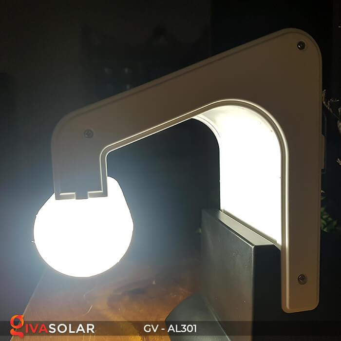 Đèn năng lượng mặt trời kết nối bluetooth phát nhạc GV-AL301 13