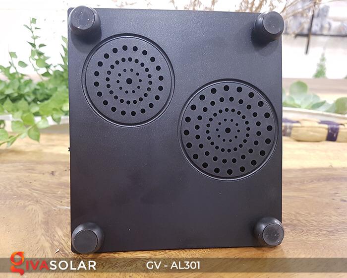Đèn năng lượng mặt trời kết nối bluetooth phát nhạc GV-AL301 22