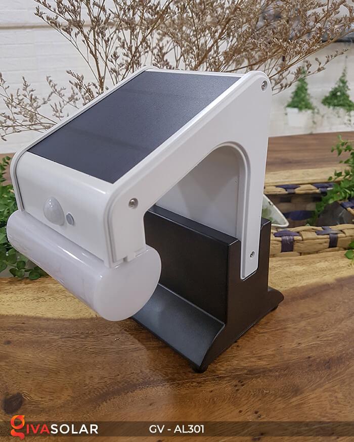 Đèn năng lượng mặt trời kết nối bluetooth phát nhạc GV-AL301 7