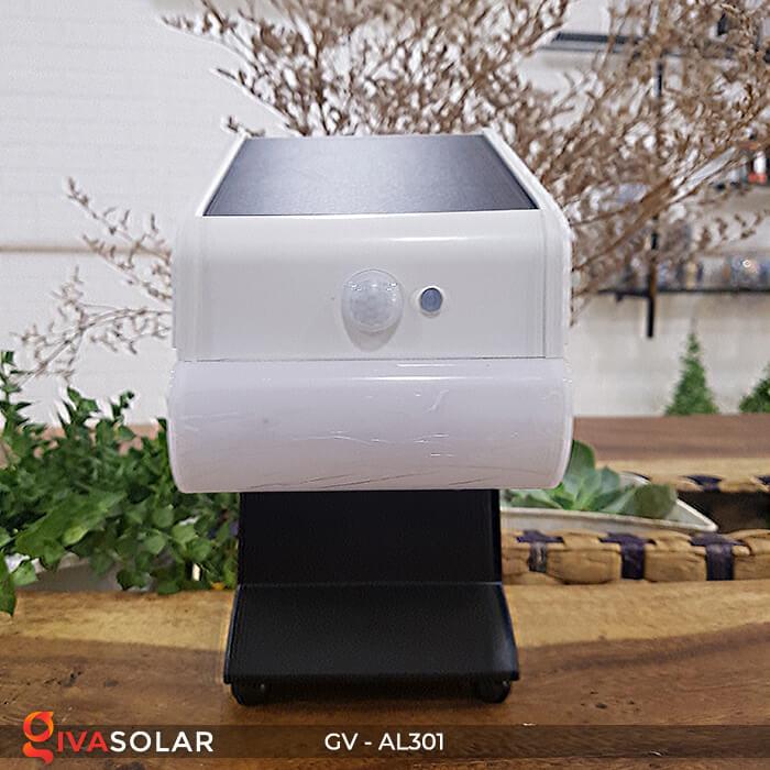 Đèn năng lượng mặt trời kết nối bluetooth phát nhạc GV-AL301 8