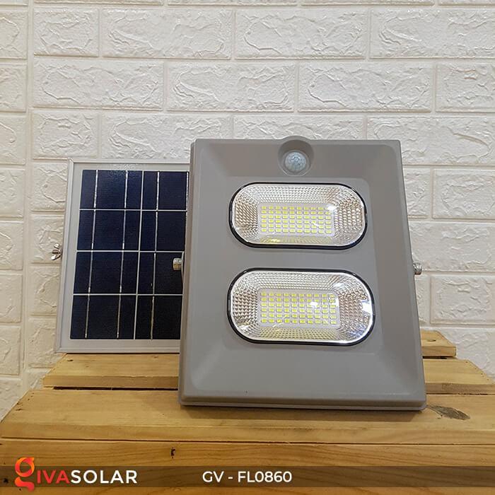 Đèn pha năng lượng mặt trời có cảm biến GV-FL0860 10