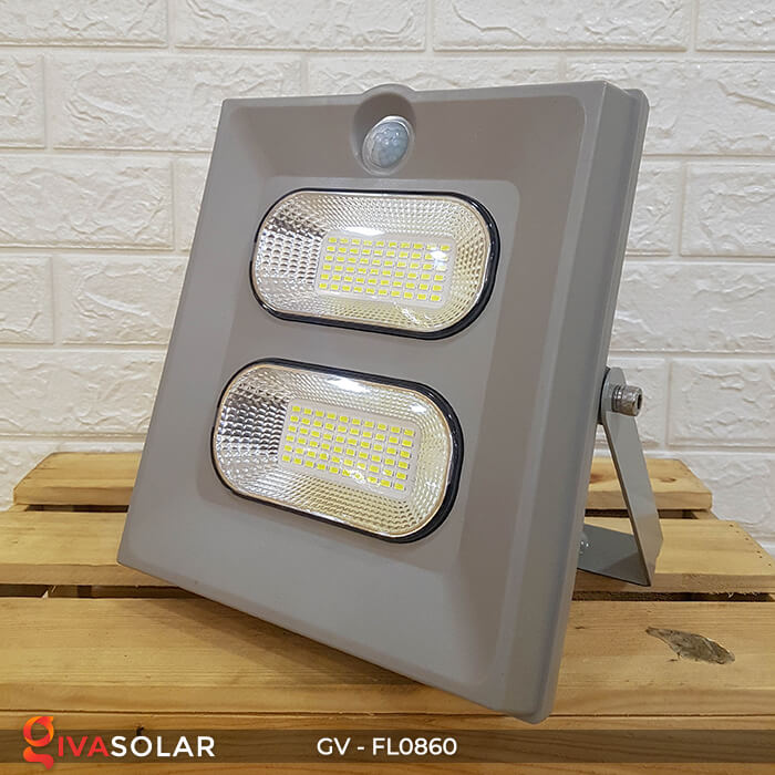 Đèn pha năng lượng mặt trời có cảm biến GV-FL0860 11