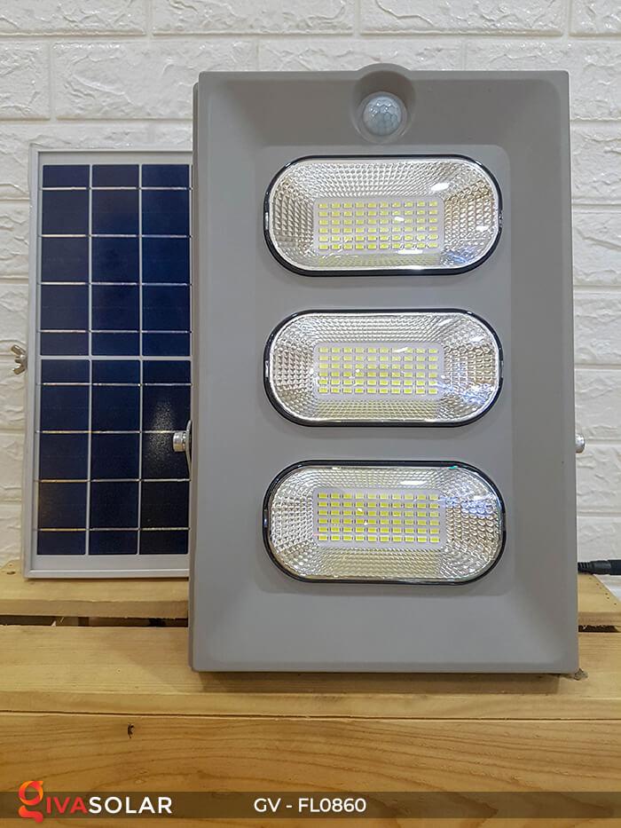 Đèn pha năng lượng mặt trời có cảm biến GV-FL0860 14