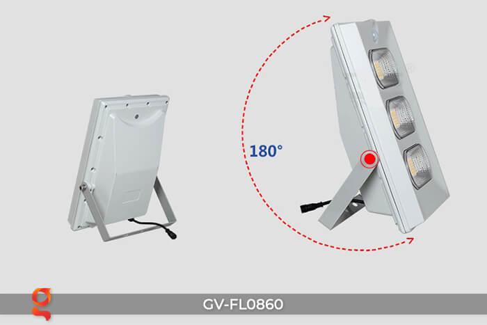 Đèn pha năng lượng mặt trời có cảm biến GV-FL0860 18