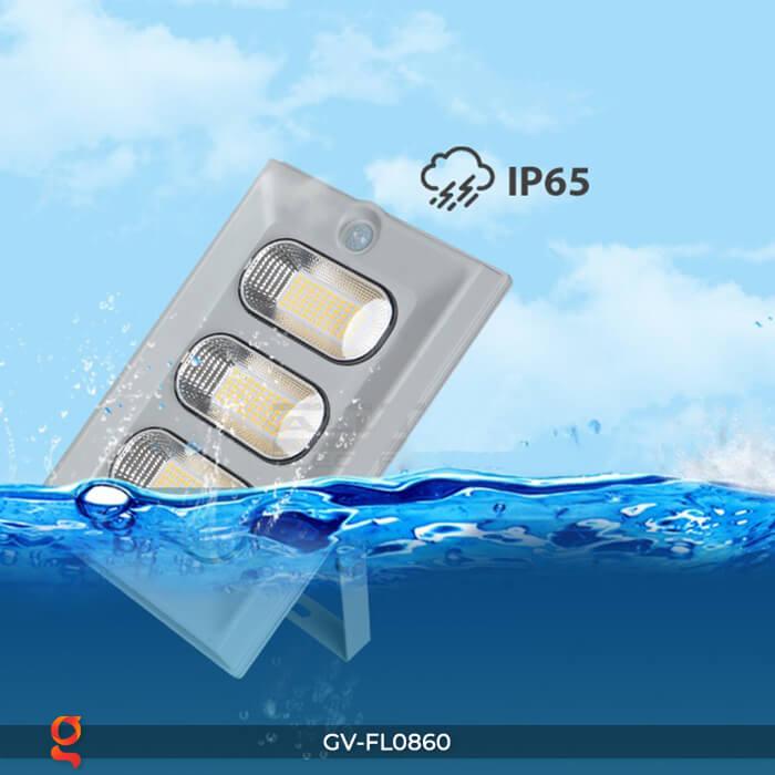 Đèn pha năng lượng mặt trời có cảm biến GV-FL0860 19