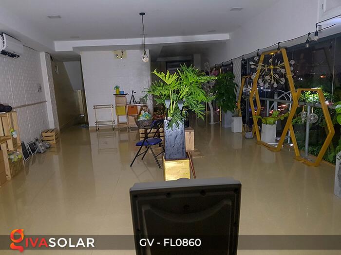 Đèn pha năng lượng mặt trời có cảm biến GV-FL0860 3